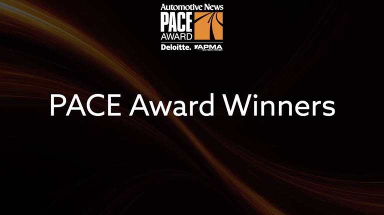 2020 PACE Award Winners