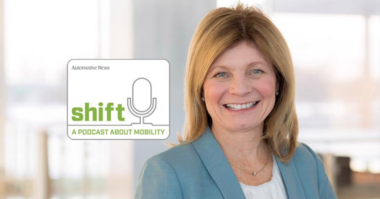 Ford's Marcy Klevorn on transformation and transportation (Episode 14)