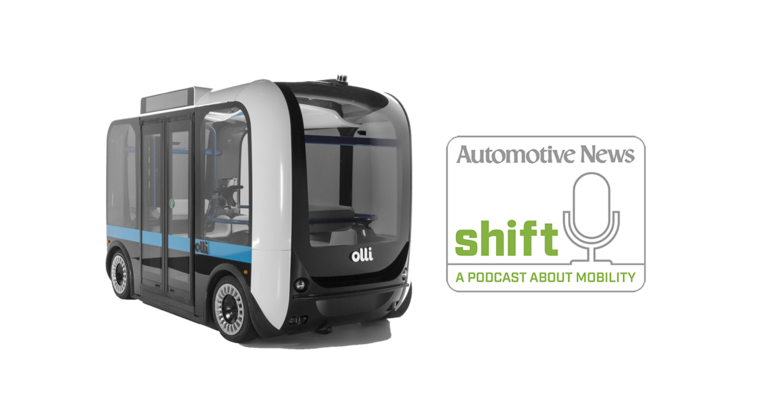 Jay Rogers on 3D vehicle printing and autonomous shuttles (Episode 22)