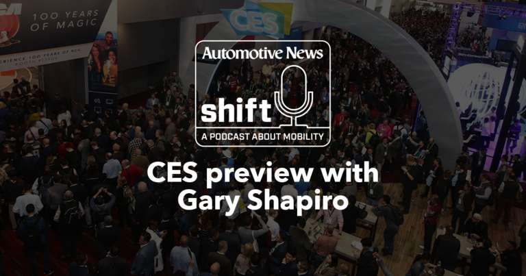 CES preview with Gary Shapiro (Episode 23)