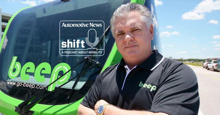 Self-Driving Shuttles Find New Purpose In Fight Against COVID (Episode 37)