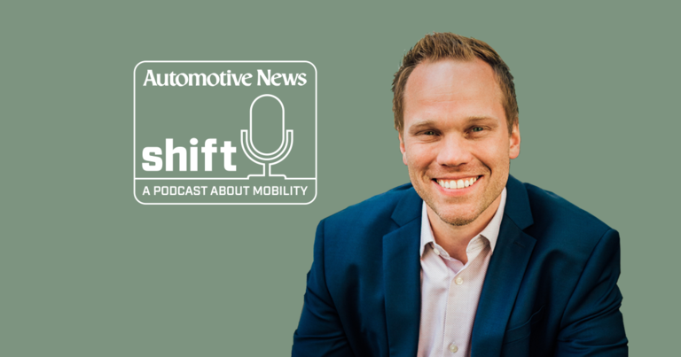 Michigan's chief mobility officer on the state of mobility (episode 52)