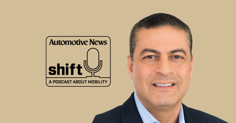 CES Week Ep. 3 | Magna's Sherif Marakby draws the blueprint for an electric future