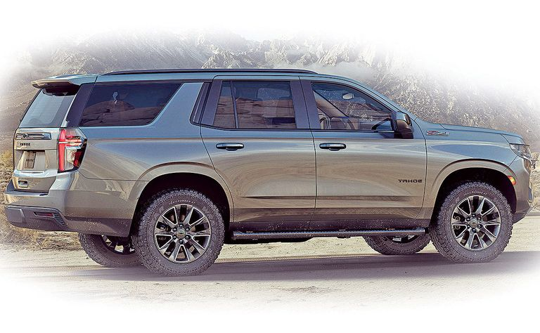 Overhaul for GM pickup interiors