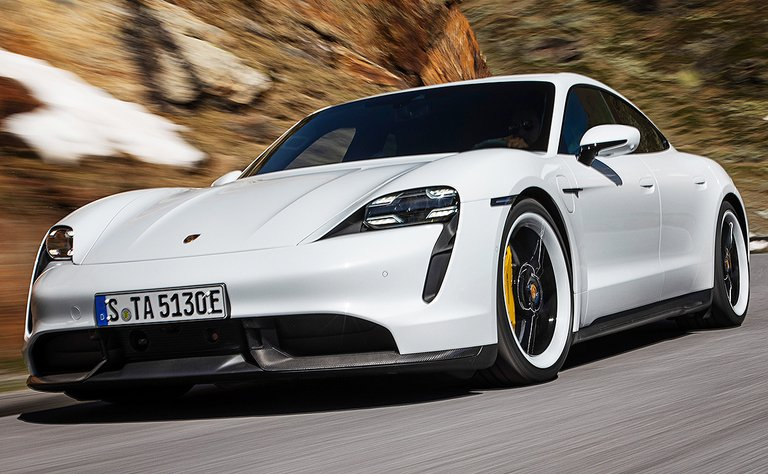 Taycan sets stage for Porsche's EV charge