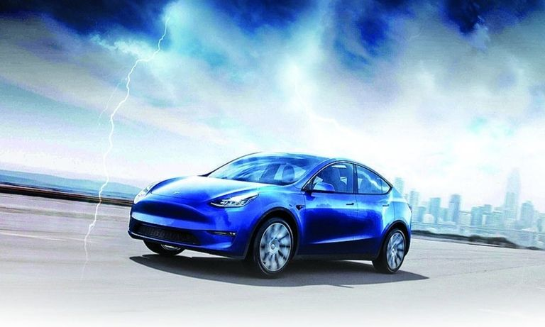 Tesla's Model Y, on sale since March, is a showcase of EV technologies competitors will benchmark.