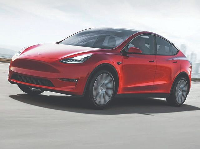 In the first quarter, Tesla's Model Y was the top-registered EV in the U.S.