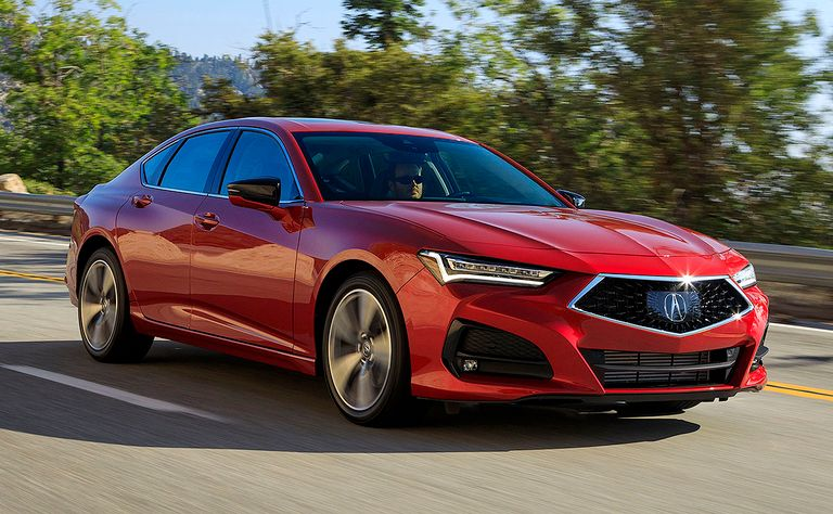 2021 Acura TLX: Bigger, posher and separated from Accord