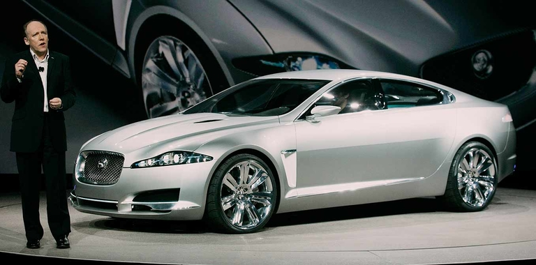 Callum goes out on top after transforming Jaguar design
