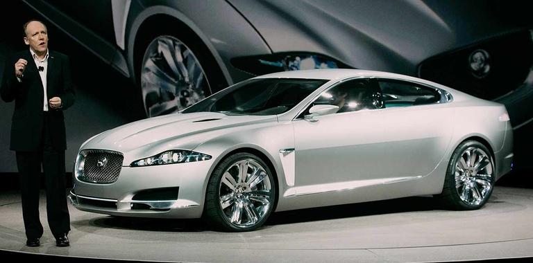 Callum goes out on top after transforming Jaguar design