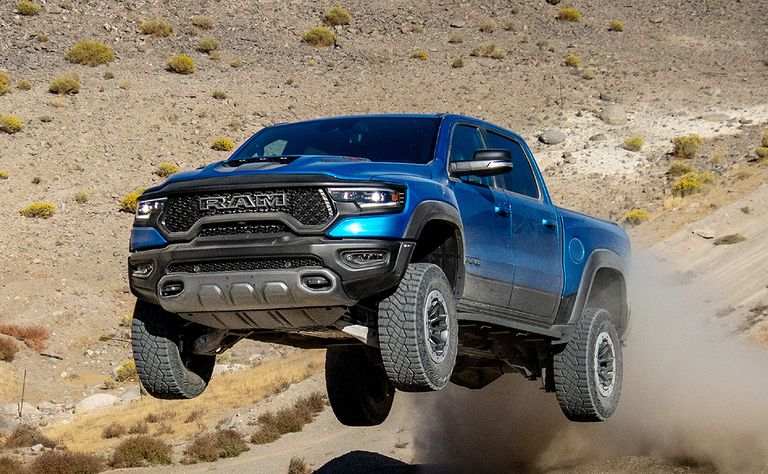 2021 Ram 1500 TRX: Visceral, well-mannered and ready to rampage