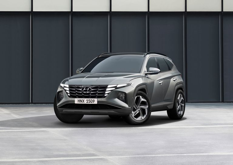 Hyundai's next-gen Tucson hits U.S. showrooms in first half of '21