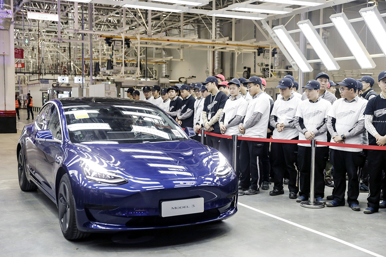 Tesla can thank Trump, Beijing for speedy China launch