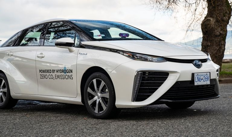 Toyota, Lyft partner to provide Mirai rentals to Vancouver-area drivers