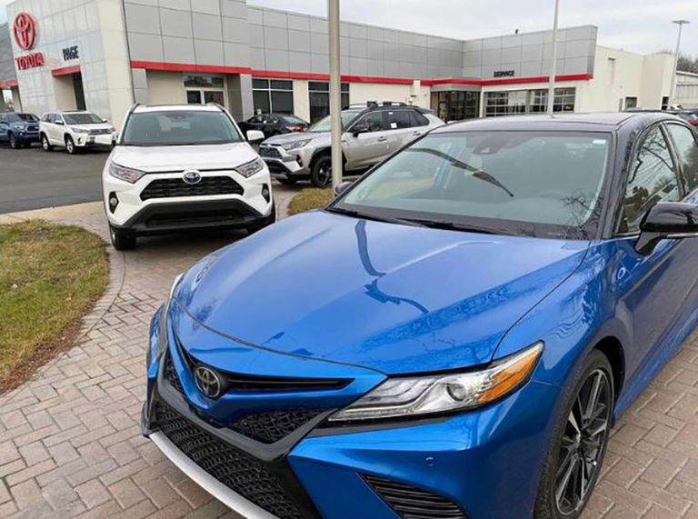 Toyota says retail demand bouncing back, inventory remains 'lumpy'