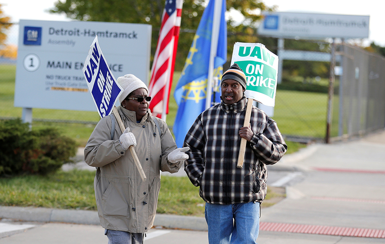 Winners, losers of the UAW-GM tentative deal