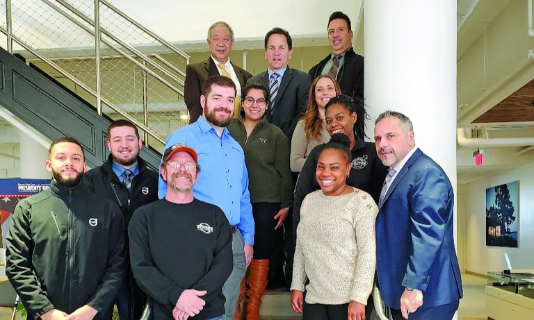 Village Auto employees have an advocate program to help them navigate the health system.