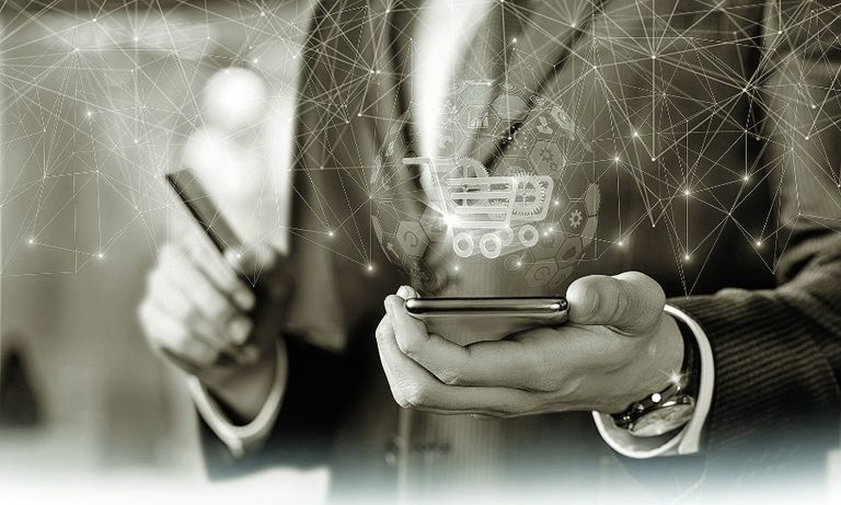 Pandemic spurs a surge in virtual transactions