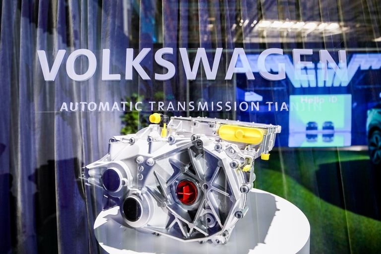 VW begins electric motor output for ID EVs
