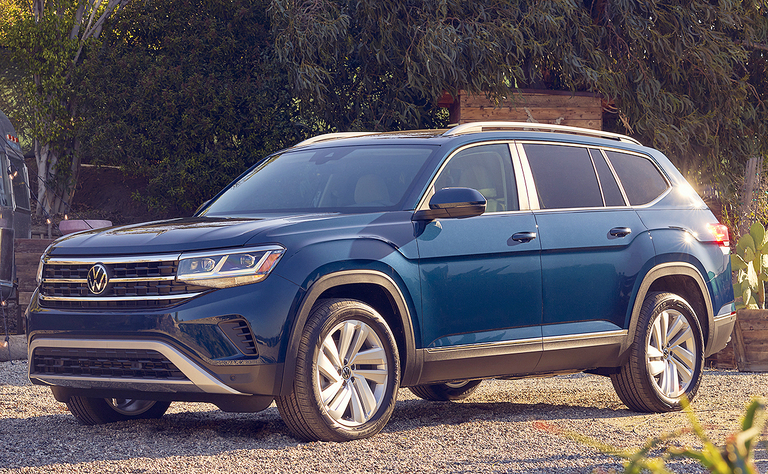 2021 VW Atlas performs new tricks with infotainment upgrade