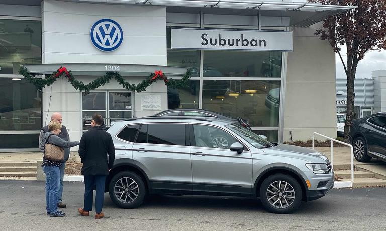 VOLKSWAGEN-AUDI: VW brand rises 9.1%, Audi up 21%