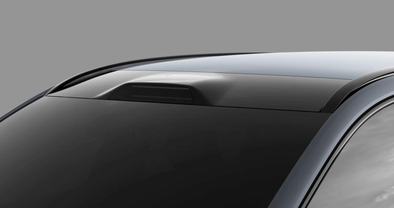Volvo Luminar SPA2 lidar integration roofline.png