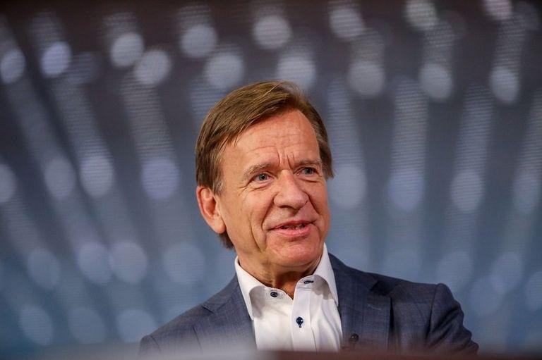 Volvo CEO Hakan Samuelsson