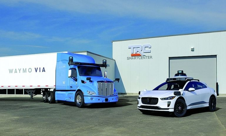 TuSimple is building a self-driving system specifically for long-haul trucking applications.