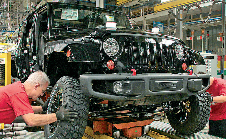 In Ohio, Jeep enthusiasts go down the museum road