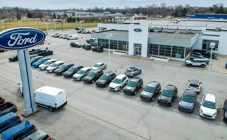 Yark Automotive buys Ohio Ford store