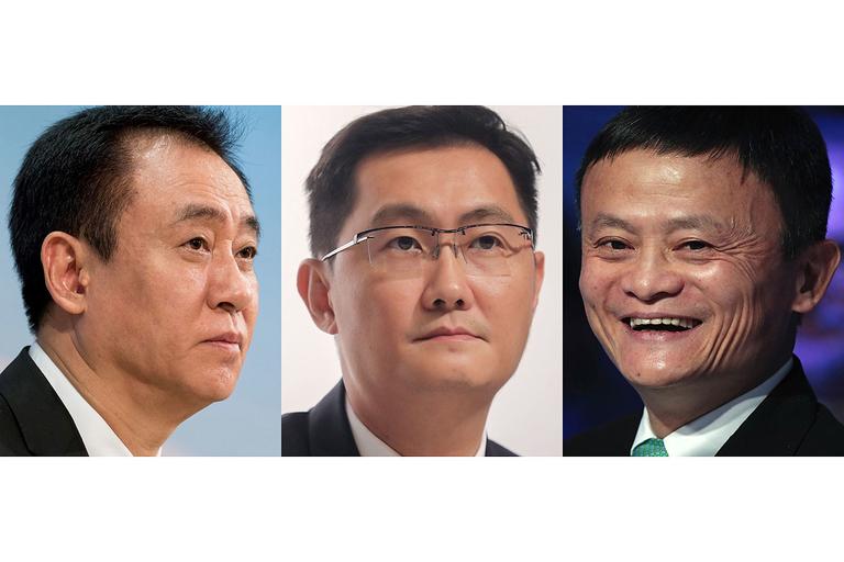 China billionaires