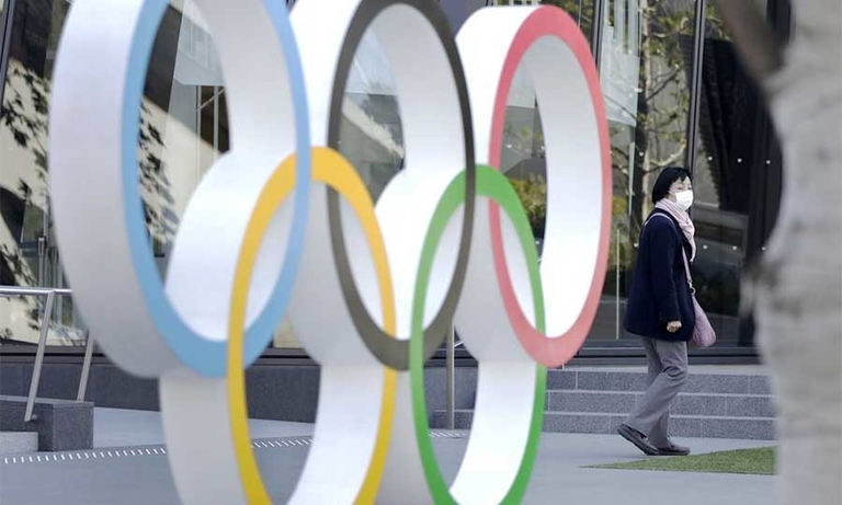 Toyota's bet on hold with Olympics postponement