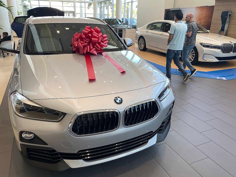 BMW sales