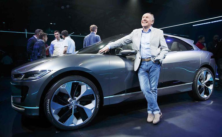 Callum to step down as Jaguar design chief; Thomson named successor