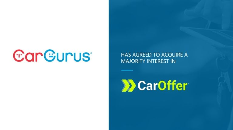 CarGurus says CarOffer acquisition showing results