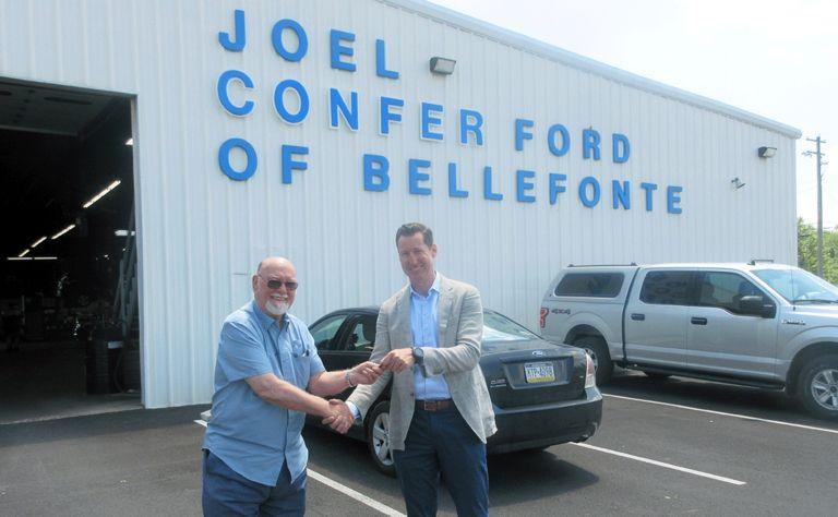 Joel Confer