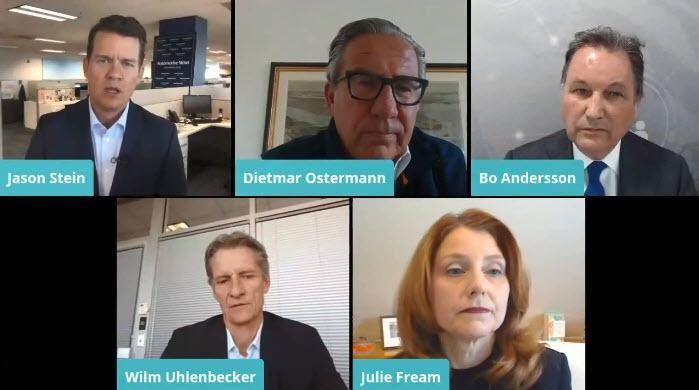 Congress Conversations supplier panel