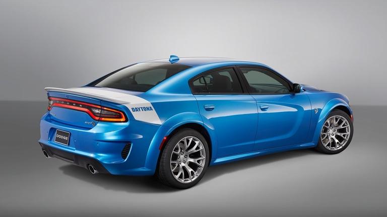 Dodge revs up Charger SRT Hellcat Widebody to mark Daytona anniversary