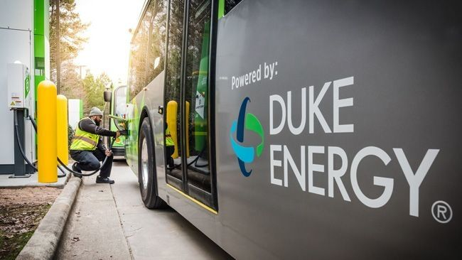 Duke Energy is one of the participating utilities.