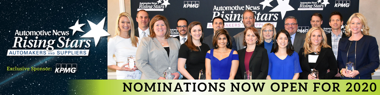 2020 Automotive News Rising Stars