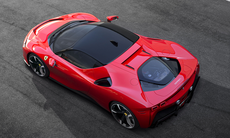 Ferrari to expand grand touring lineup (but not too much)