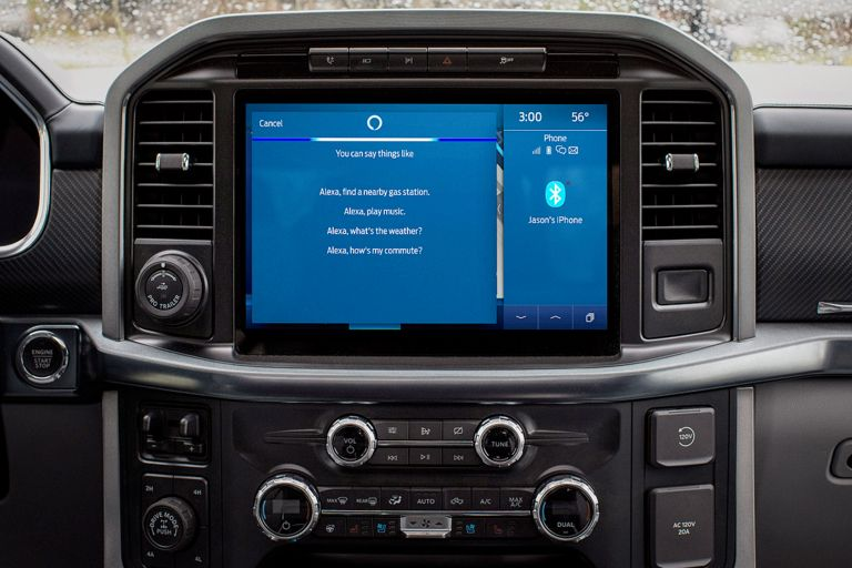 Ford Amazon Alexa