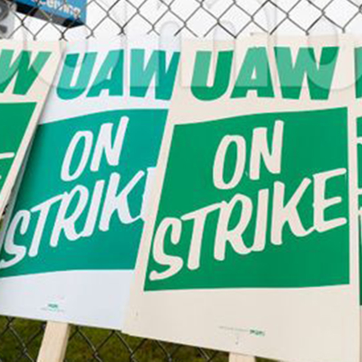 UAW makes counteroffer to GM, increases strike pay; negotiations continue