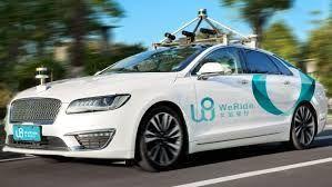 Startup WeRide starts driverless testing
