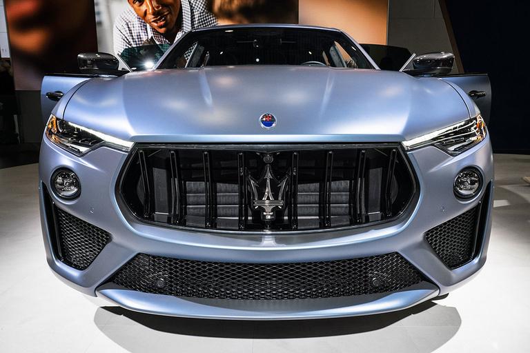Maserati to use BMW self-driving technology, Elkann says
