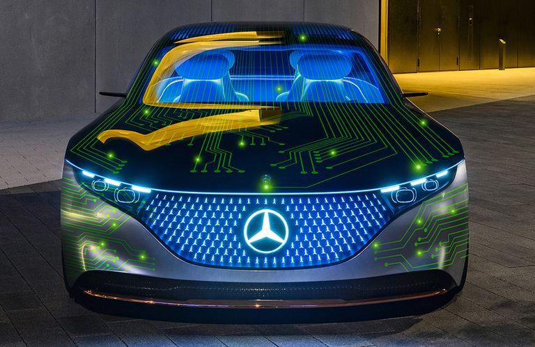 Mercedes-Benz and Nvidia join forces on 2024 fleet