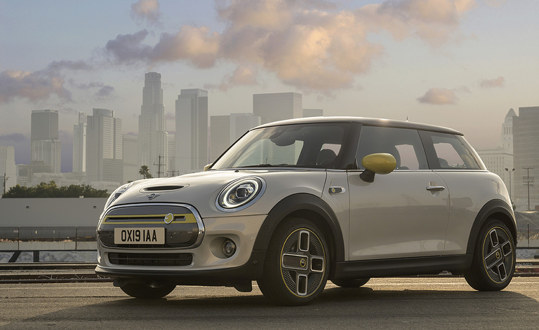 Mini's new EV will challenge $30,000 U.S. price point