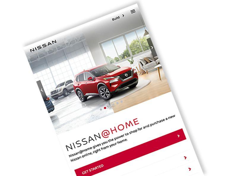Nissan ready to take digital-retailing plunge