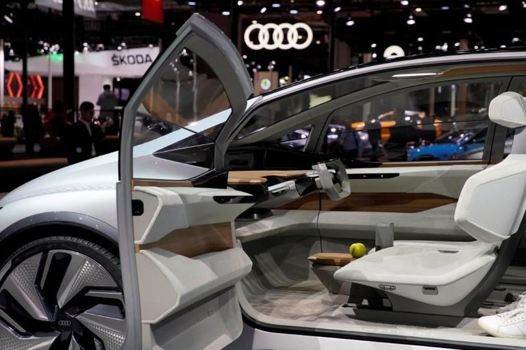 Return of the bench seat? Concept EVs show space big enough for sofas