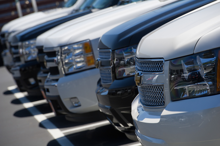 Chevy sales